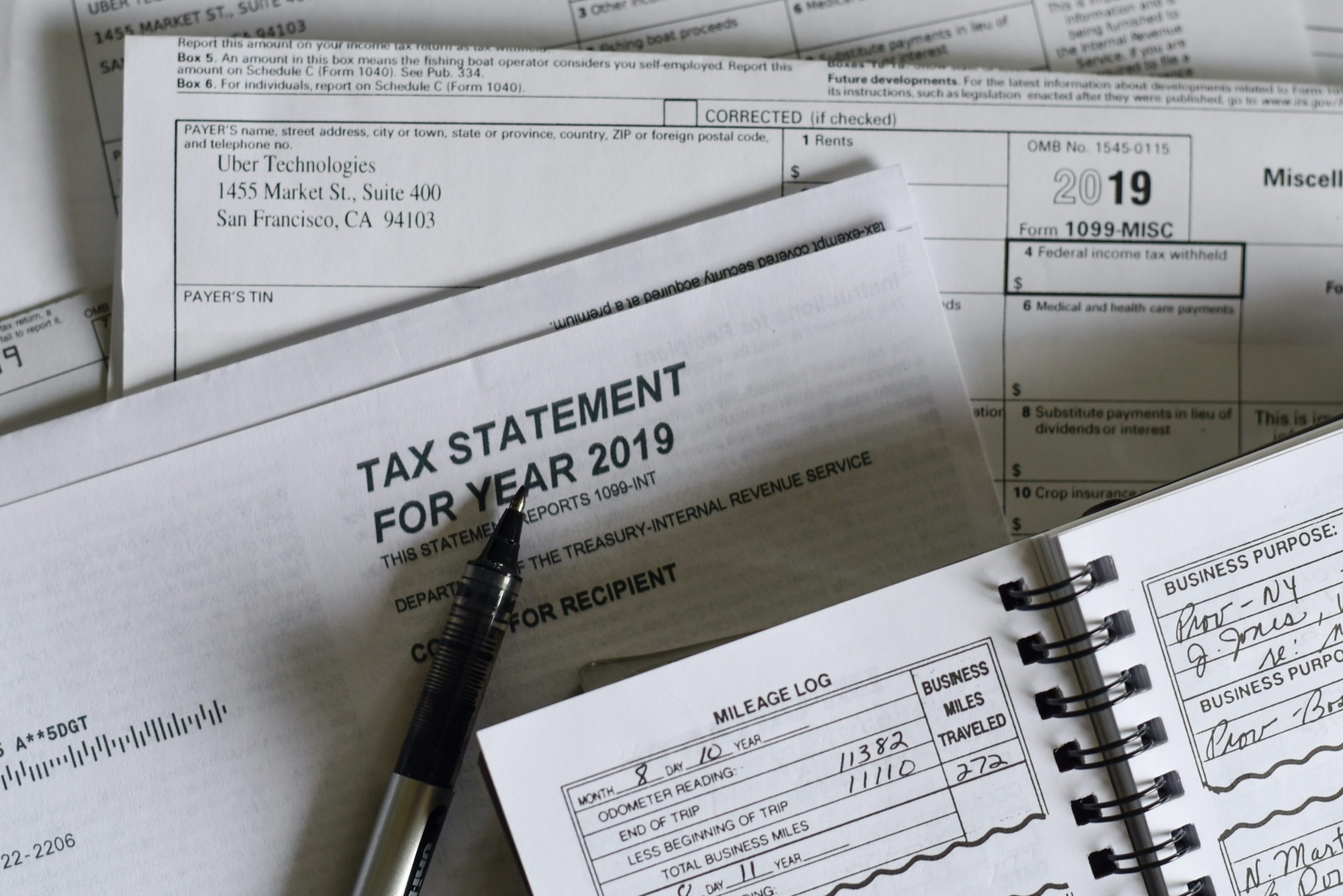 2019 tax statement